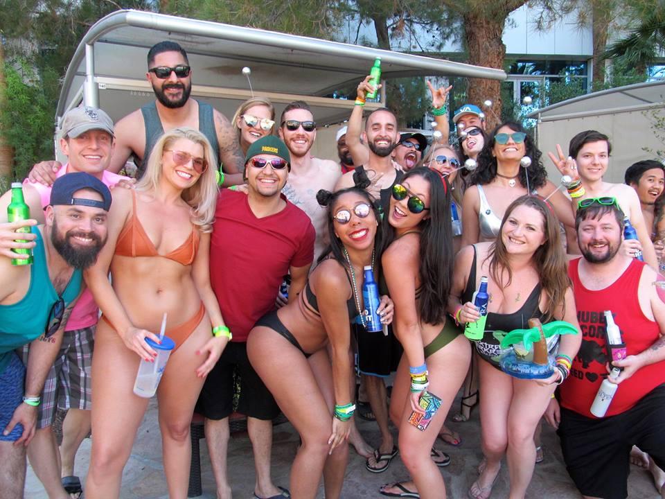 Pool Parties 6