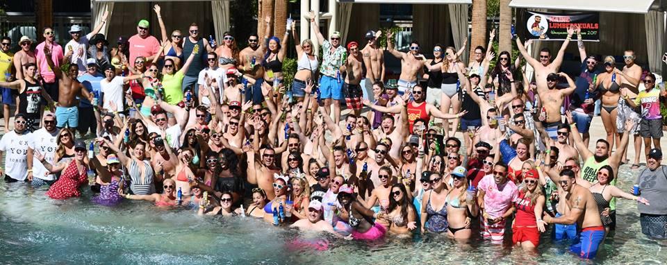 Pool Parties 7