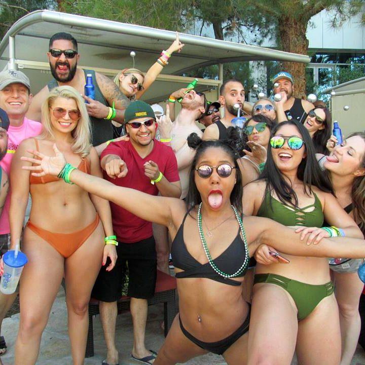 Pool Parties 1